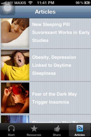 【免費健康App】Sleep Better And Relaxation Binaural Beats App-APP點子