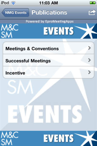 NMG Events