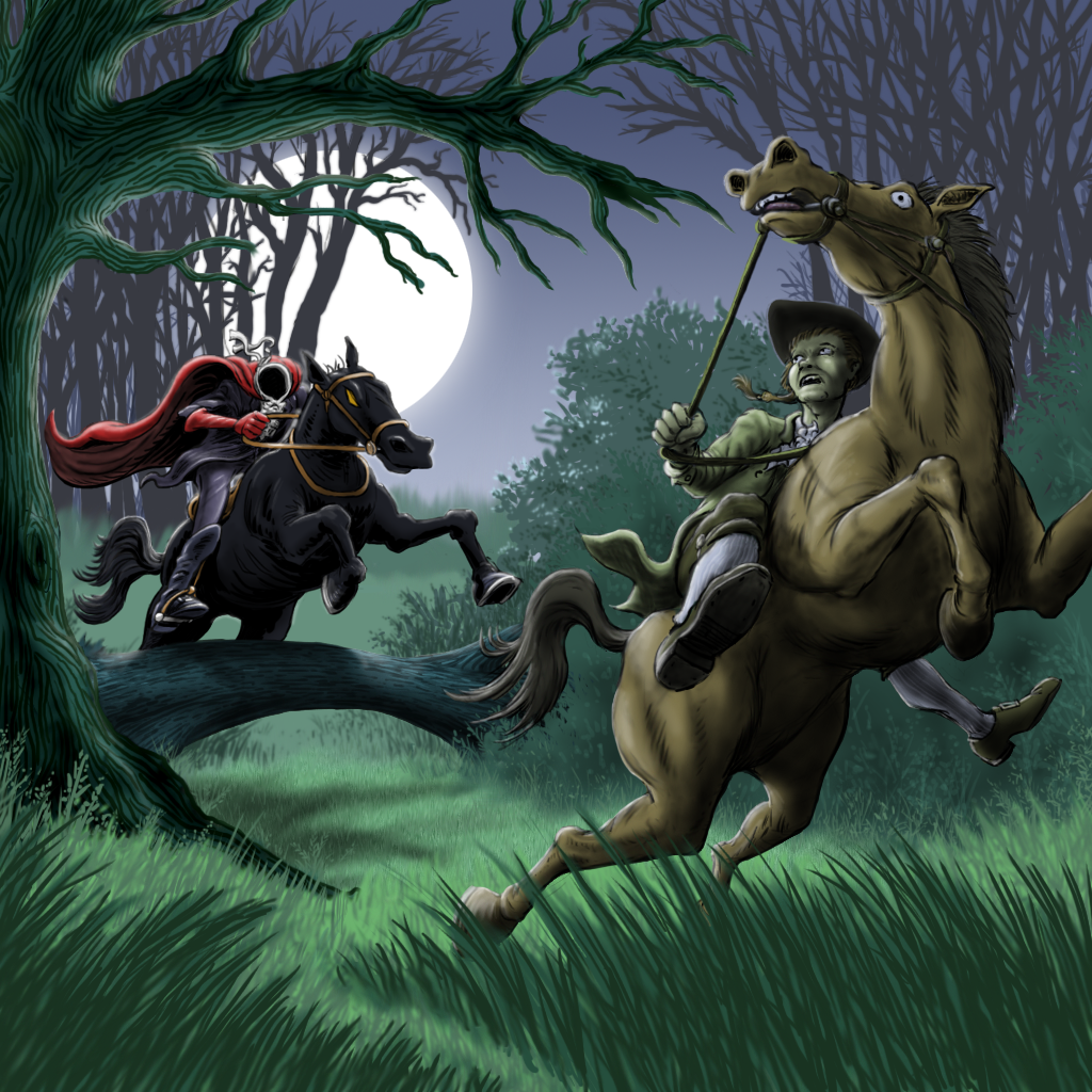 the legend of sleepy hollow Start studying the legend of sleepy hollow - comprehension questions learn vocabulary, terms, and more with flashcards, games, and other study tools.