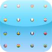 Euro 2012 National Anthems and Quiz icon