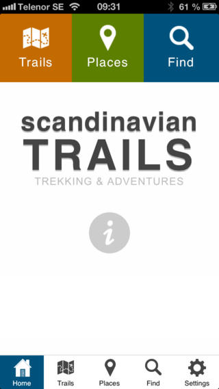 Scandinavian Trails