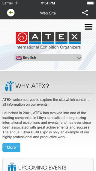 ATEX Events