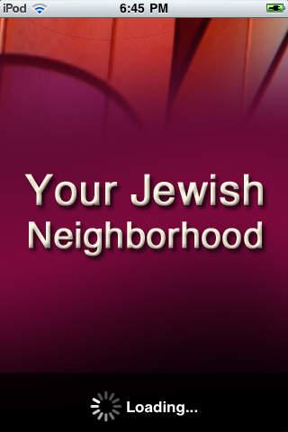 Your Jewish Neighborhood