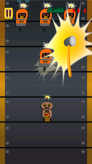 Steel Scrap Attack 4 – Bad Evil Robot Rampage Invasion- Pro
