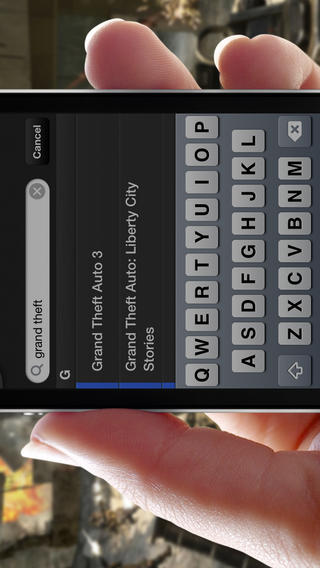 Playstation 2 Cheats iPhone Screenshot 4