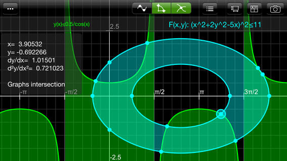 Good Grapher Pro - scientific graphing calculator