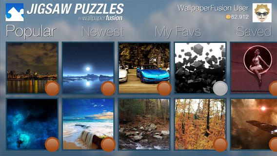 Jigsaw Puzzles+ by WallpaperFusion