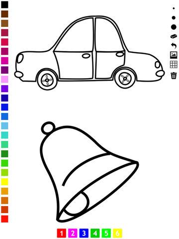 幼儿园火箭步骤简笔画
