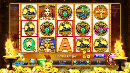 Pharaoh Slots: Free Casino