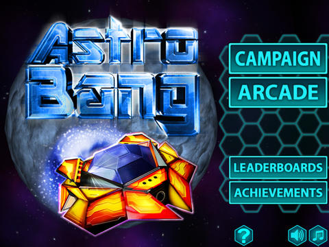 Astro Bang HD Screenshot