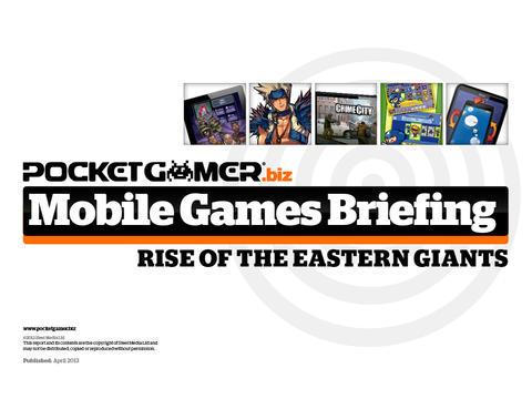 PocketGamer.biz Reports