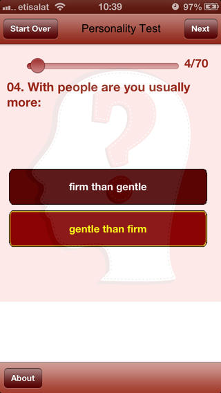 Personality_Test