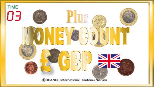 Money Count GBP PLUS