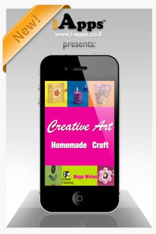 Creative Art- Homemade Craft