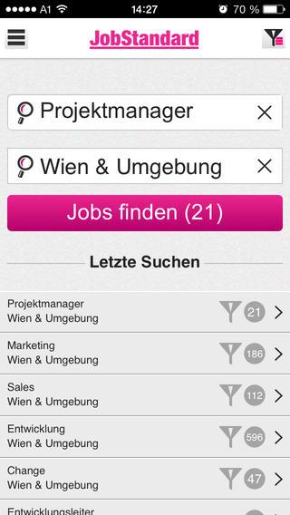 JobStandard – Jobs, Karriere, Stellenangebote