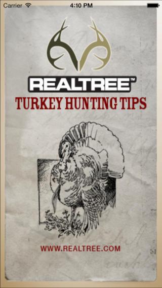 Realtree Turkey Tips