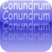 Conundrum - The shake&#39;em&#39;up word game.