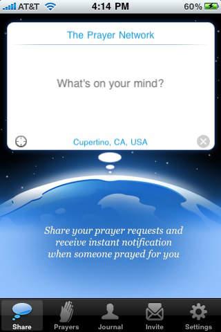 【免費社交App】The Prayer Network (PN)-APP點子