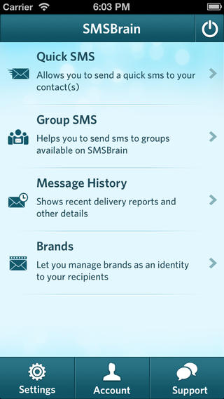 SMSBrain - India's most user friendly SMS Platform