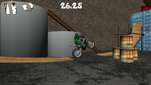 GnarBike Trials Multiplayer Racer