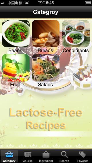 5000+ Lactose-Free Recipes