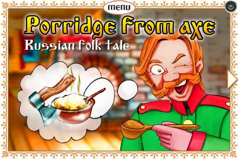 Porridge from Axe