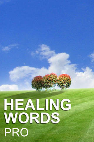 Healing Words PRO with Facebook Twitter and YouTube Integration