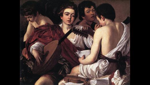 Paintings: Caravaggio