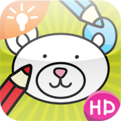 Coloring Smart – Fun and Education for Kids Review icon