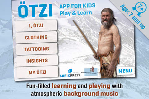Ötzi - App for Kids - Play Learn