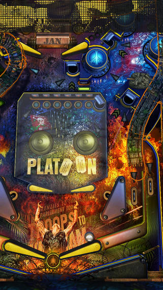 War Pinball Platoon Navy Seals Missing In Action