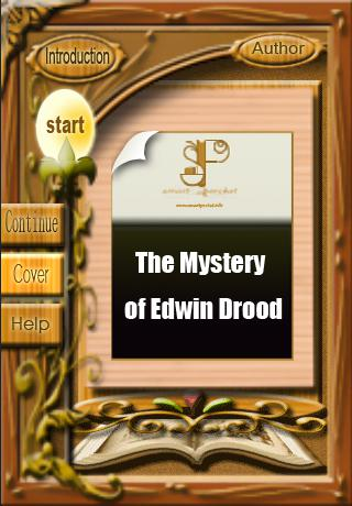 The Mystery of Edwin Drood,by Charles John Huffam Dickens