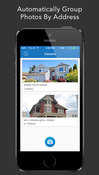 Realty Camera ~ Cloud Camera App for Real Estate