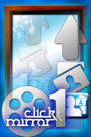 1-CLick Mirror Lite - Photo VIdeo Sharing for Facebook