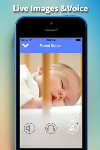 Baby Monitor Camera screenshot 2
