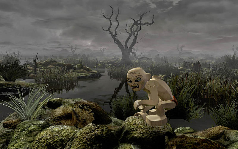 LEGO The Lord of the Rings Screenshot - 3