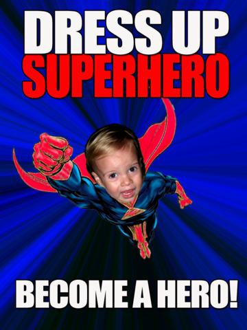Dress Up Superhero HD