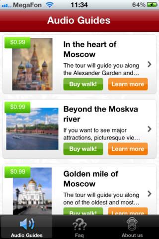 Matryoshka GPS Guides