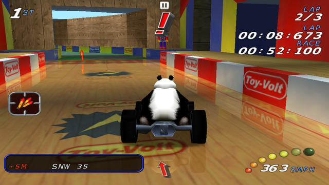"Free today only : ""Re-Volt Classic"" - race radio-controlled cars in this highly rated game."