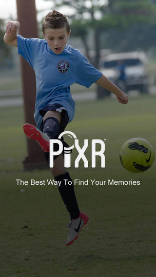 Pixr【按日期排列照片】