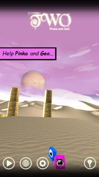 TWO Pinka and Geo