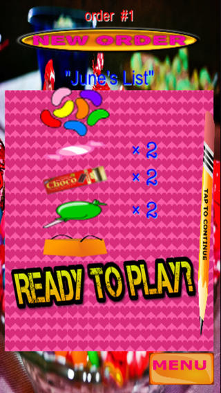 Sweet Candy Shop - Fun Stacking Lollipop Chocolate Gummy game for family and friends Free