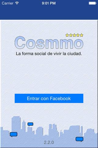 Cosmmo screenshot 1