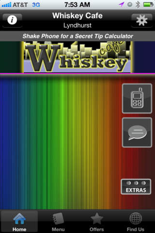 Whiskey Cafe: Restaurant and Night Club in Northern New Jersey