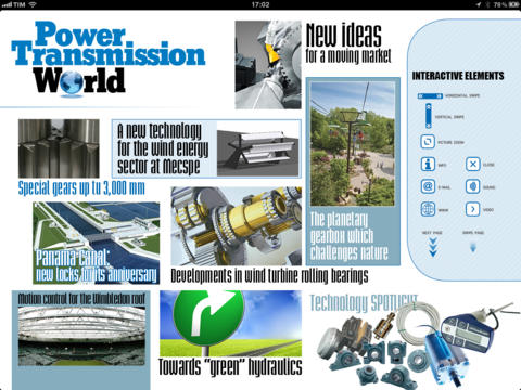 Power Transmission World
