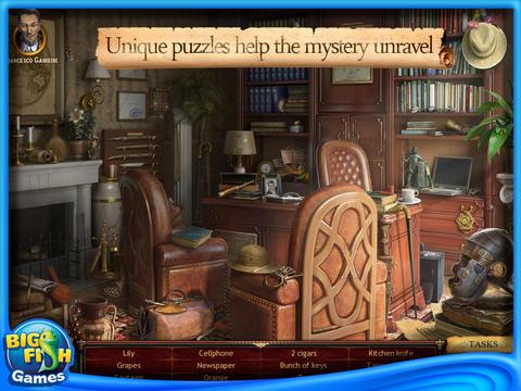 【揭秘游戏】 达芬奇的信高清版 Rhianna Ford & The Da Vinci Letter HD