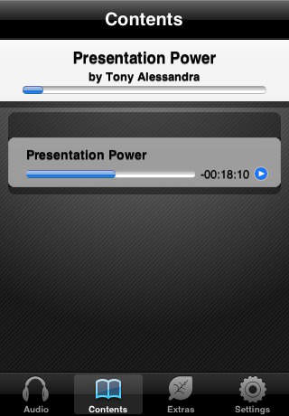Presentation Power (by Tony Alessandra)