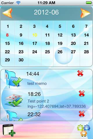 NC Remind me - Multi-function smart to remind memorandum