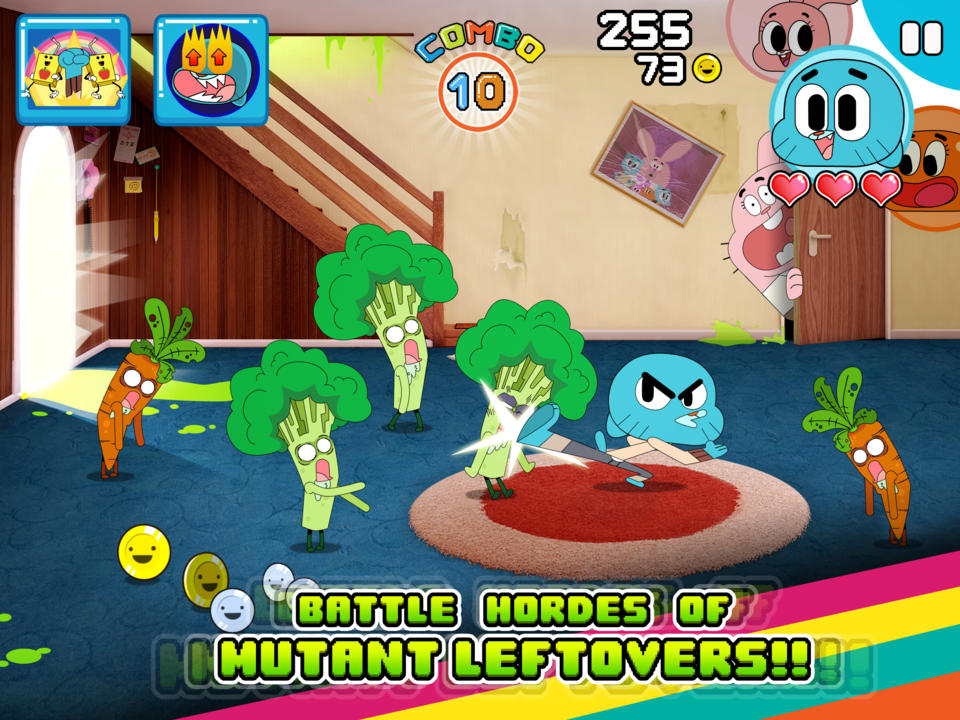 Mutant Fridge Mayhem - Gumball - iPhone Mobile Analytics and App Store Data