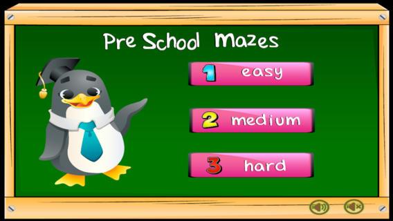 Pre-School Maze